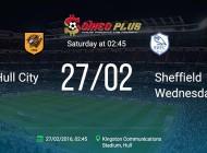 HullCity-SheffieldWednesday
