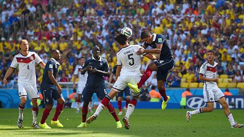phap vs duc euro 2016