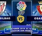 Athletic Bilbao vs Osasuna, 22h15 ngày 30/10: Sức mạnh sân nhà