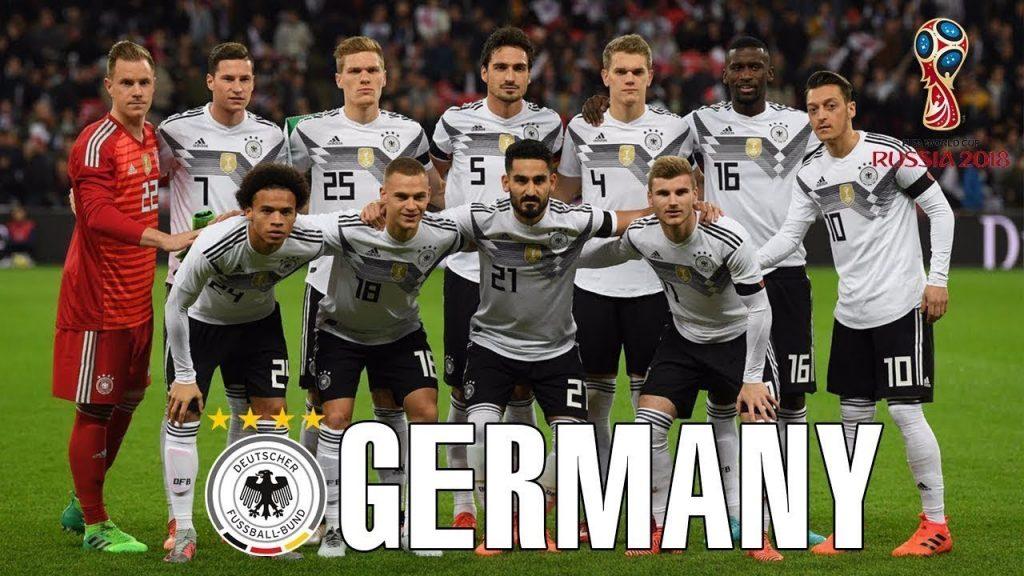 đội tuyển Đức tại World Cup 2018