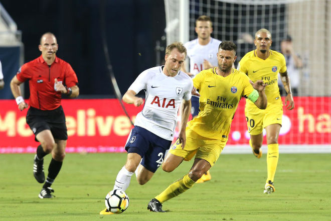 Soi kèo Roma vs Tottenham