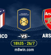 soi kèo atletico madrid vs arsenal