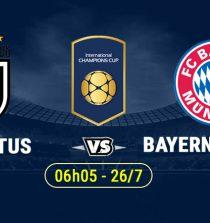 Soi kèo Juventus vs Bayern Munich