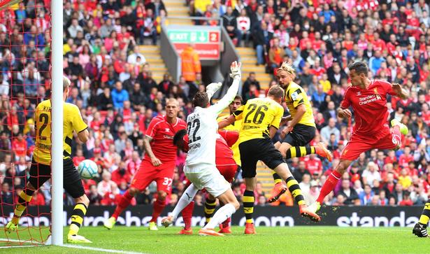 Soi kèo Liverpool vs Dortmund