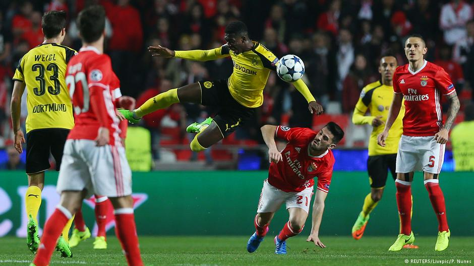 Soi kèo Dortmund vs Benfica