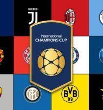 lịch thi đấu icc cup 2018, lịch thi đấu bóng đá interational champions cup 2018