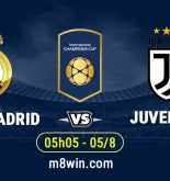 soi kèo real madrid vs juventus