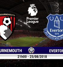 soi kèo bournemouth vs everton